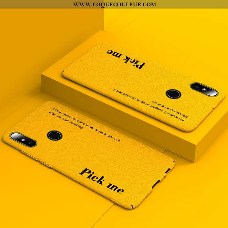 Étui Xiaomi Mi Mix 2s Légère Incassable Amoureux, Coque Xiaomi Mi Mix 2s Délavé En Daim Téléphone Po