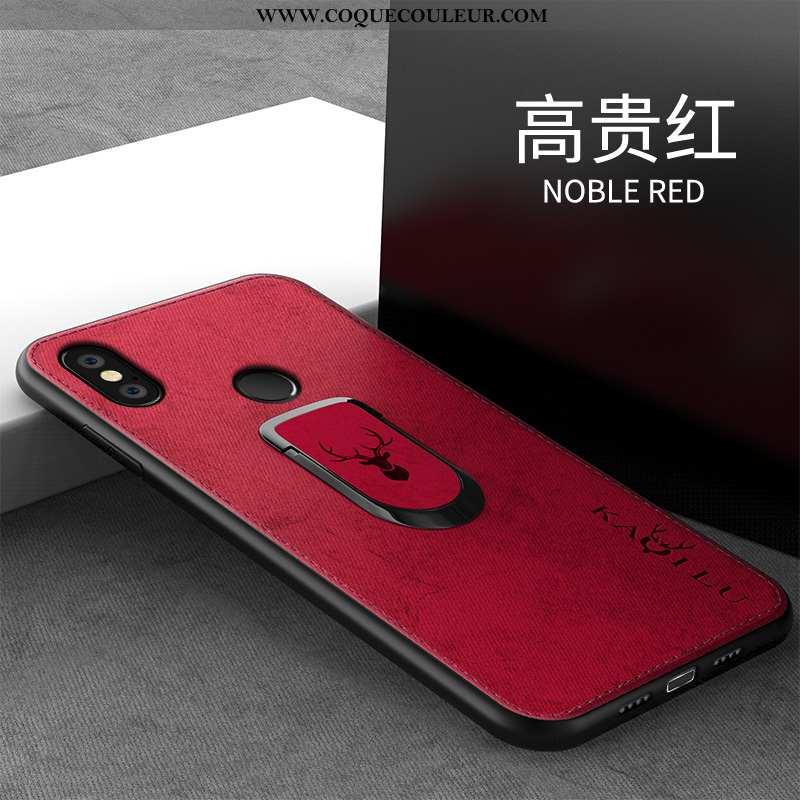 Coque Xiaomi Mi Mix 3 Modèle Fleurie Incassable Magnétisme, Housse Xiaomi Mi Mix 3 Fluide Doux Prote