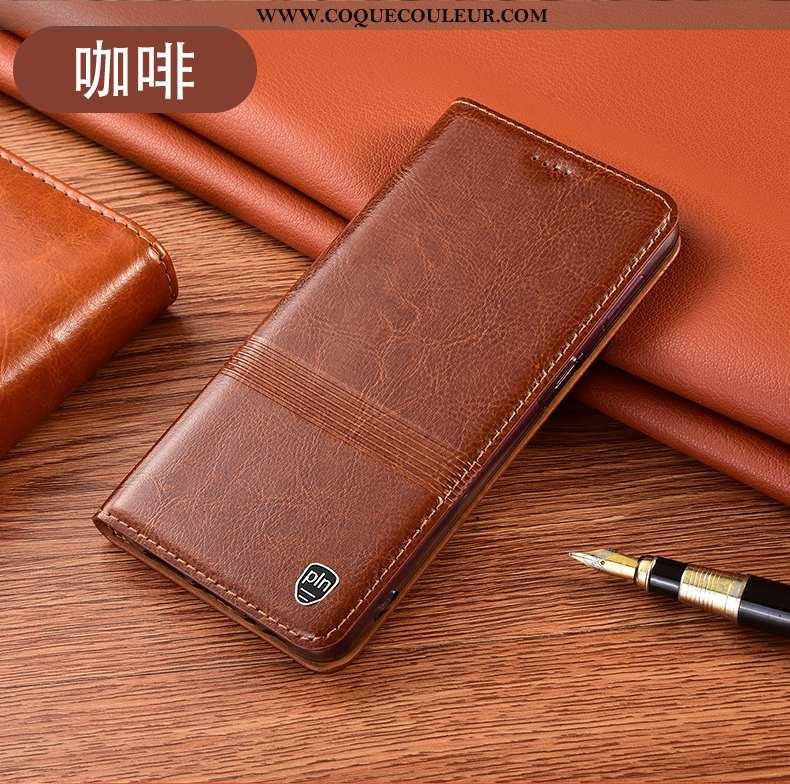 Étui Xiaomi Mi Note 10 Lite Protection Tout Compris Housse, Coque Xiaomi Mi Note 10 Lite Cuir Vérita
