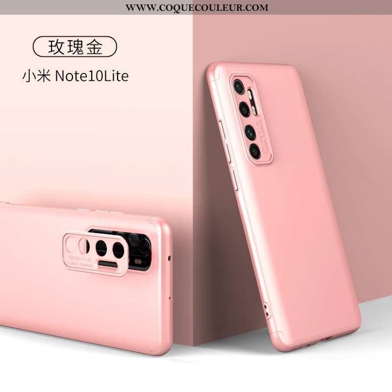 Coque Xiaomi Mi Note 10 Lite Tendance Simple Incassable, Housse Xiaomi Mi Note 10 Lite Légère Créati