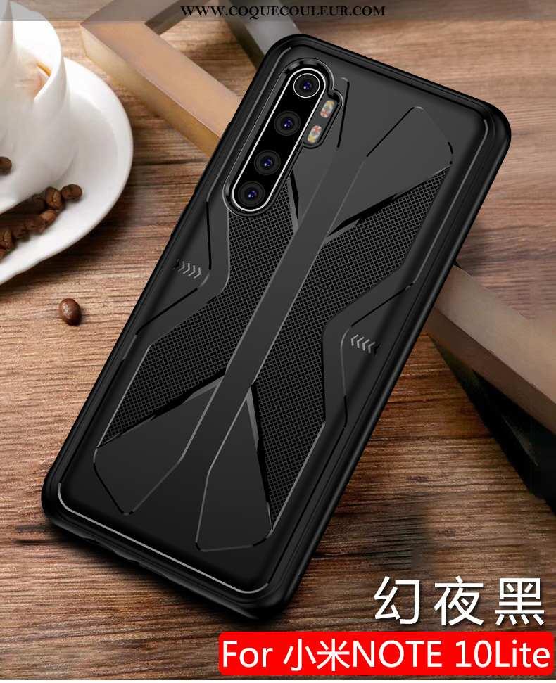Housse Xiaomi Mi Note 10 Lite Fluide Doux Ultra Tout Compris, Étui Xiaomi Mi Note 10 Lite Silicone N
