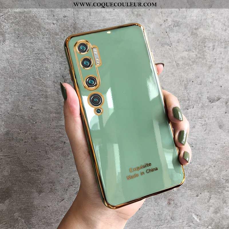 Housse Xiaomi Mi Note 10 Silicone Membrane Incassable, Étui Xiaomi Mi Note 10 Personnalité Fluide Do