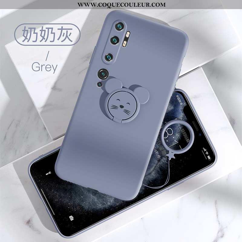 Coque Xiaomi Mi Note 10 Tendance Étui Téléphone Portable, Housse Xiaomi Mi Note 10 Fluide Doux Nouve