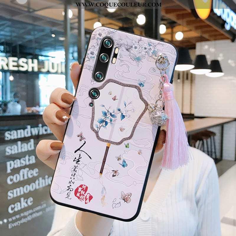 Coque Xiaomi Mi Note 10 Silicone Étui Téléphone Portable, Housse Xiaomi Mi Note 10 Protection Person