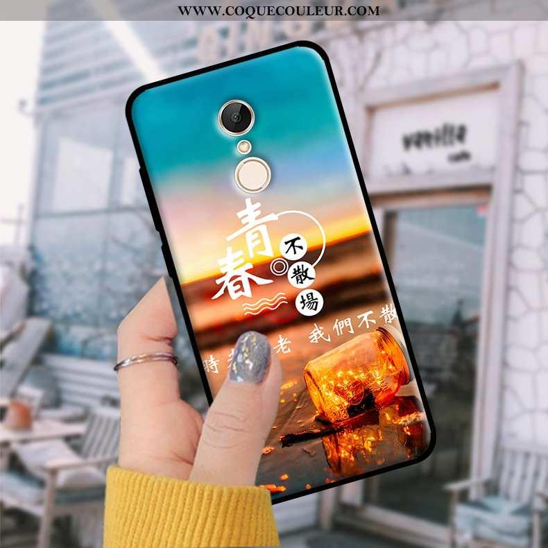 Coque Xiaomi Redmi 5 Fluide Doux Petit Téléphone Portable, Housse Xiaomi Redmi 5 Protection Membrane