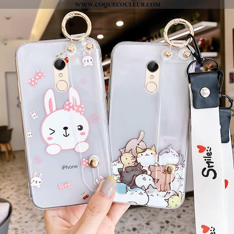 Coque Xiaomi Redmi 5 Protection Fluide Doux Dessin Animé, Housse Xiaomi Redmi 5 Transparent Téléphon