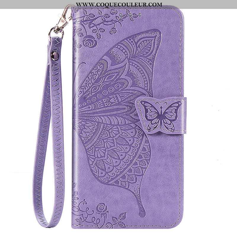 Étui Xiaomi Redmi 5 Fluide Doux Petit Téléphone Portable, Coque Xiaomi Redmi 5 Silicone Violet