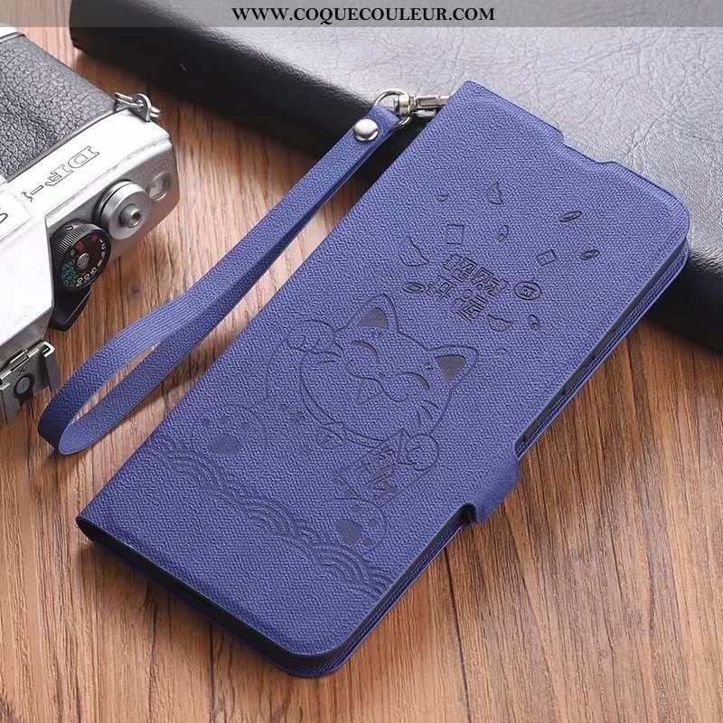 Coque Xiaomi Redmi 5 Silicone Cuir Téléphone Portable, Housse Xiaomi Redmi 5 Protection Rouge Bleu