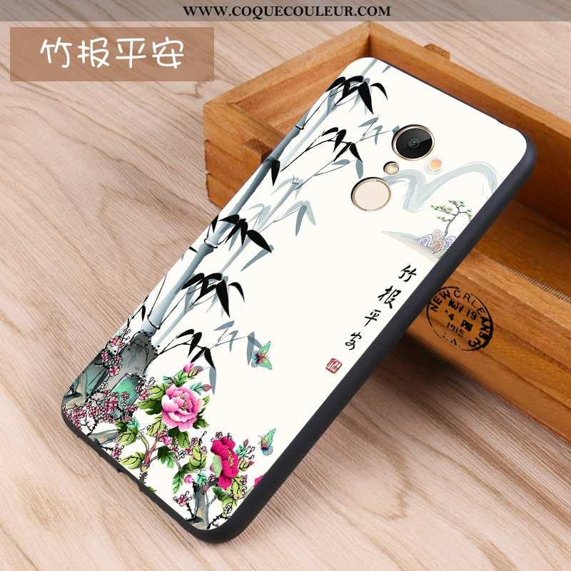 Étui Xiaomi Redmi 5 Protection Fluide Doux Petit, Coque Xiaomi Redmi 5 Délavé En Daim Téléphone Port