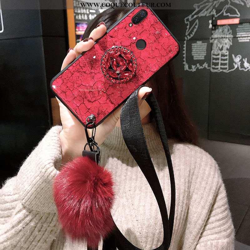 Housse Xiaomi Redmi 7 Fluide Doux Coque Tendance, Étui Xiaomi Redmi 7 Silicone Téléphone Portable Ro