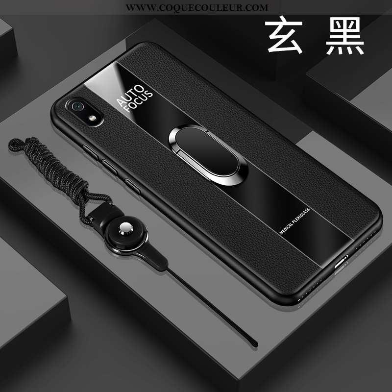 Étui Xiaomi Redmi 7a Protection Téléphone Portable Silicone, Coque Xiaomi Redmi 7a Verre Tout Compri