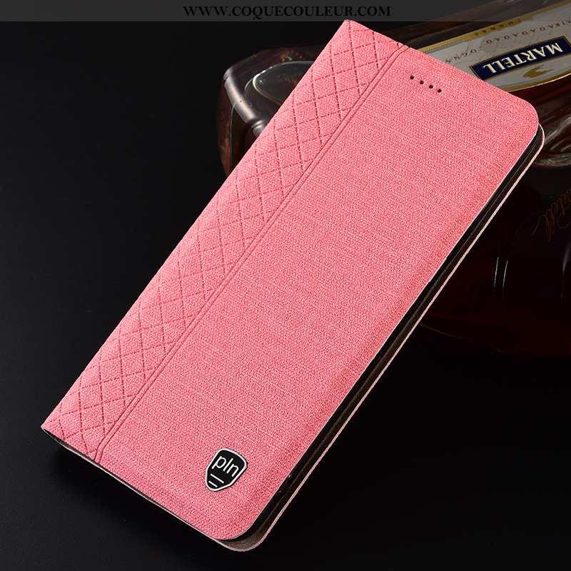 Étui Xiaomi Redmi 9a Protection Tout Compris Étui, Coque Xiaomi Redmi 9a Téléphone Portable Rose