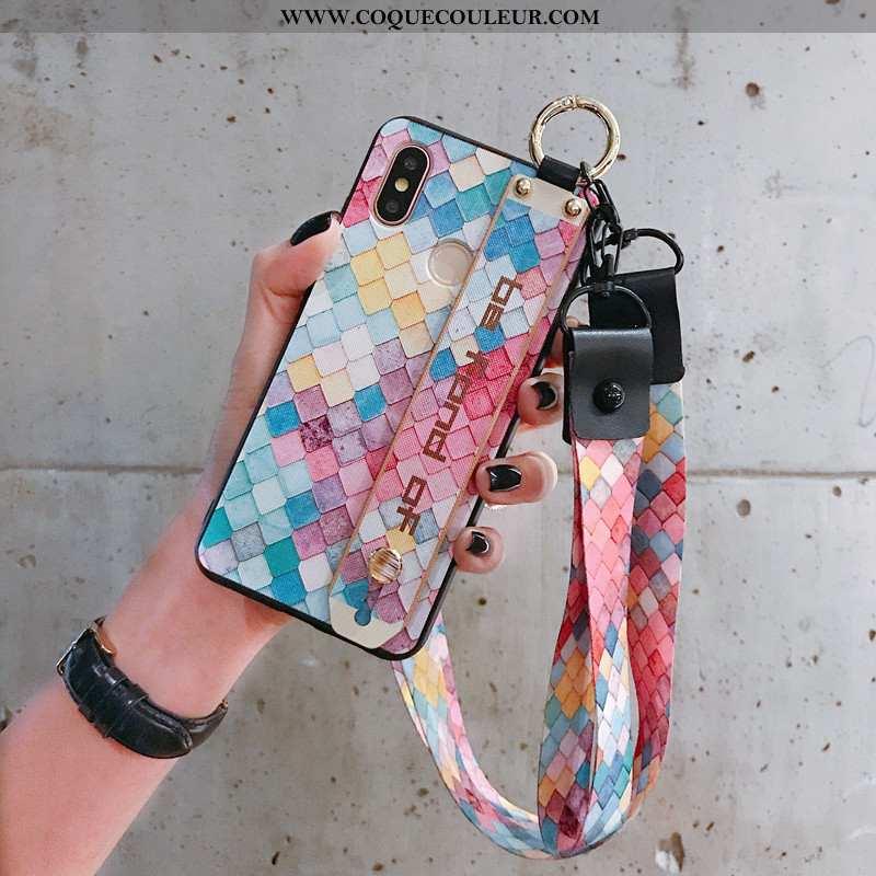Housse Xiaomi Redmi Note 5 Ornements Suspendus Incassable Jeunesse, Étui Xiaomi Redmi Note 5 Personn