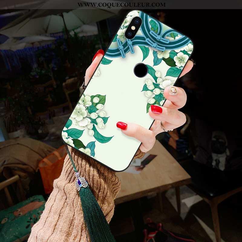 Étui Xiaomi Redmi Note 5 Délavé En Daim Pivoine Téléphone Portable, Coque Xiaomi Redmi Note 5 Style