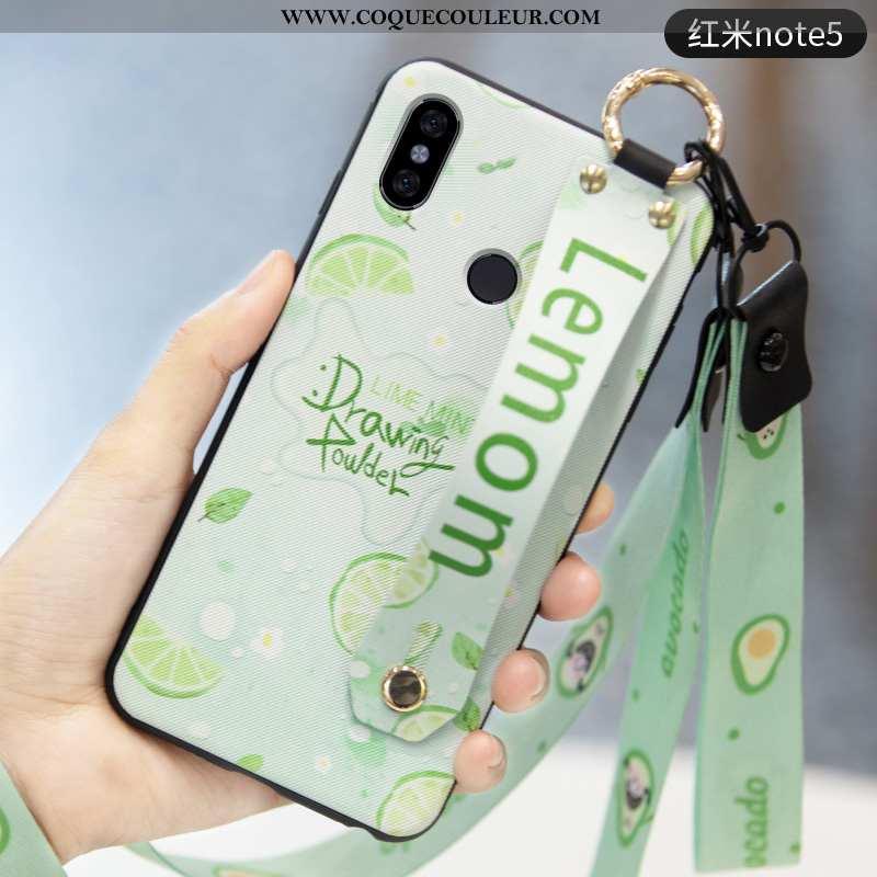 Coque Xiaomi Redmi Note 5 Silicone Téléphone Portable Incassable, Housse Xiaomi Redmi Note 5 Protect