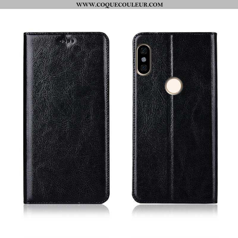 Étui Xiaomi Redmi Note 6 Pro Silicone Petit Fluide Doux, Coque Xiaomi Redmi Note 6 Pro Protection Té