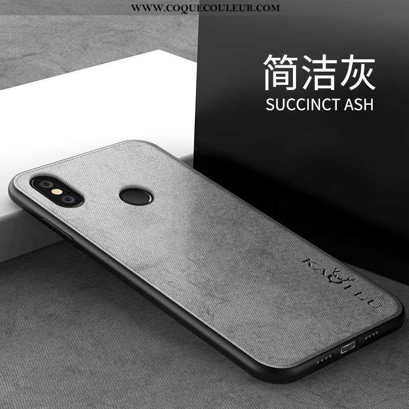 Housse Xiaomi Redmi Note 6 Pro Créatif Silicone Tout Compris, Étui Xiaomi Redmi Note 6 Pro Tendance