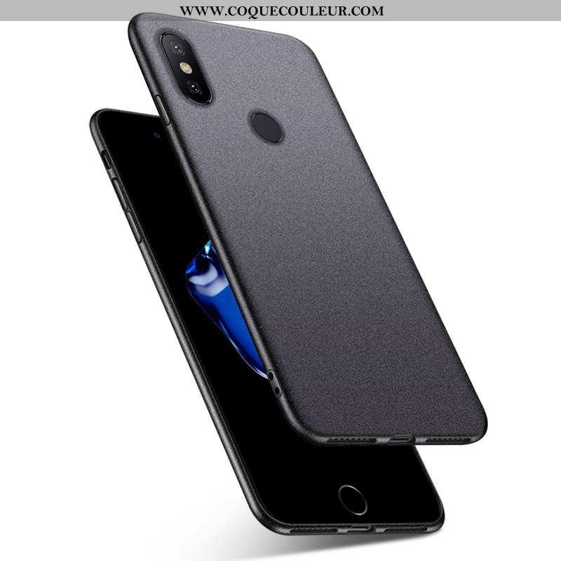 Coque Xiaomi Redmi Note 6 Pro Tendance Fluide Doux Ultra, Housse Xiaomi Redmi Note 6 Pro Légère Tout