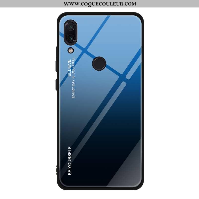 Housse Xiaomi Redmi Note 7 Tendance Miroir Difficile, Étui Xiaomi Redmi Note 7 Fluide Doux Personnal