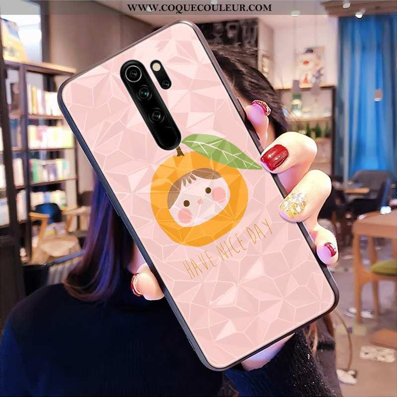Housse Xiaomi Redmi Note 8 Pro Modèle Fleurie Losange Téléphone Portable, Étui Xiaomi Redmi Note 8 P