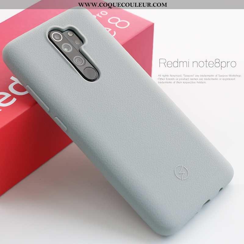Coque Xiaomi Redmi Note 8 Pro Silicone Incassable Antidérapant, Housse Xiaomi Redmi Note 8 Pro Tout
