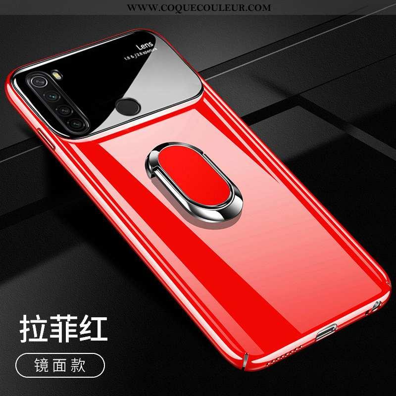 Étui Xiaomi Redmi Note 8t Protection Difficile Rouge, Coque Xiaomi Redmi Note 8t Légère Rouge