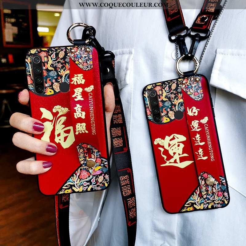Étui Xiaomi Redmi Note 8t Ornements Suspendus Protection, Coque Xiaomi Redmi Note 8t Personnalité Ro