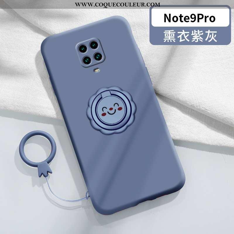 Étui Xiaomi Redmi Note 9 Pro Ultra Amoureux Silicone, Coque Xiaomi Redmi Note 9 Pro Légère Fluide Do
