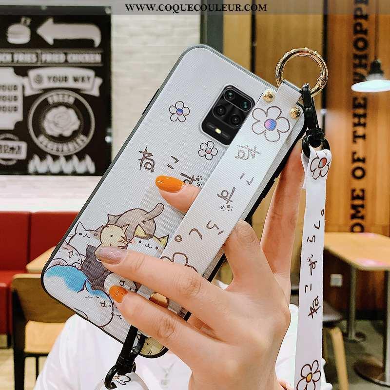 Coque Xiaomi Redmi Note 9 Pro Créatif Silicone Étui, Housse Xiaomi Redmi Note 9 Pro Dessin Animé Inc