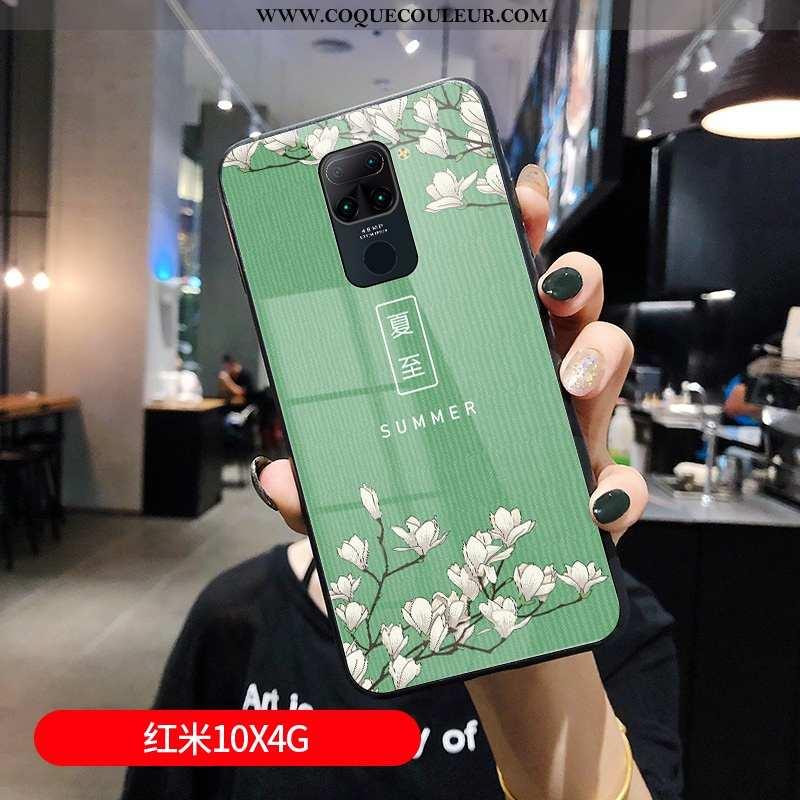 Housse Xiaomi Redmi Note 9 Protection Personnalité Téléphone Portable, Étui Xiaomi Redmi Note 9 Verr