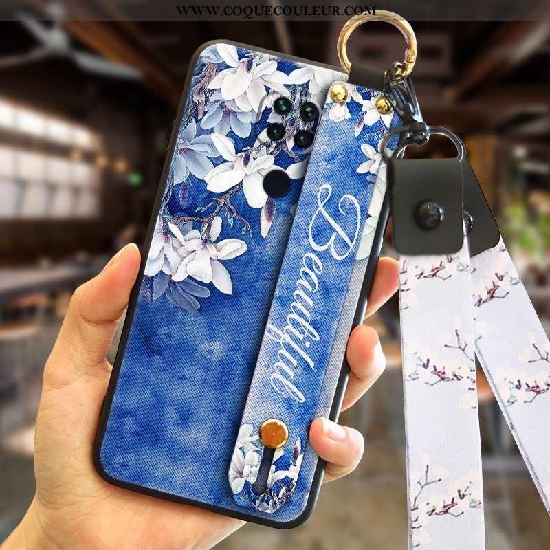 Coque Xiaomi Redmi Note 9 Tendance Rouge Téléphone Portable, Housse Xiaomi Redmi Note 9 Personnalité