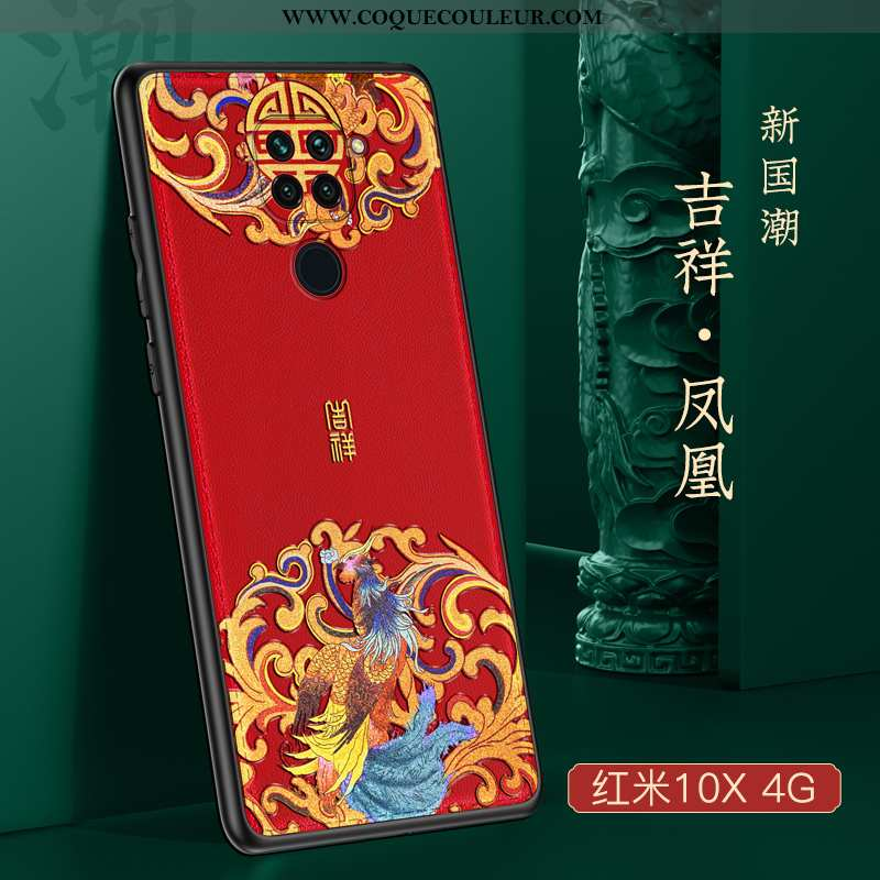 Coque Xiaomi Redmi Note 9 Créatif Tendance Incassable, Housse Xiaomi Redmi Note 9 Ultra Silicone Rou