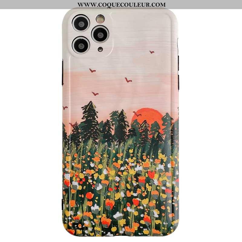 Coque iPhone 11 Pro Max Protection Vent Téléphone Portable, Housse iPhone 11 Pro Max Personnalité Ve