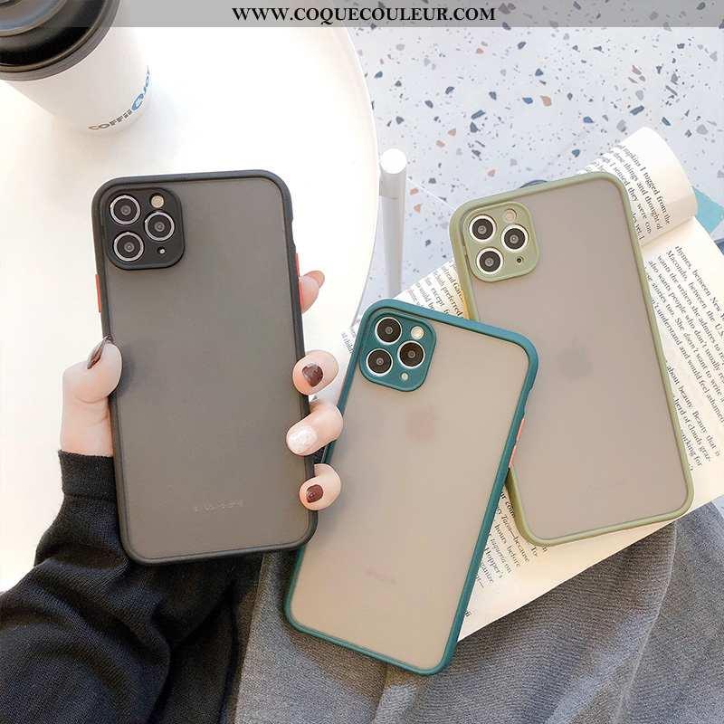 Étui iPhone 11 Pro Max Personnalité Coque Silicone, iPhone 11 Pro Max Créatif Téléphone Portable Ble