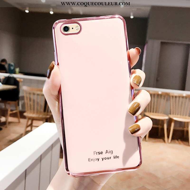 Étui iPhone 6/6s Plus Protection Bovins Luxe, Coque iPhone 6/6s Plus Fluide Doux Téléphone Portable