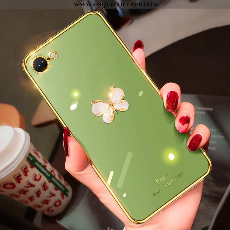 Coque iPhone 6/6s Plus Fluide Doux Nouveau Incassable, Housse iPhone 6/6s Plus Silicone Personnalité