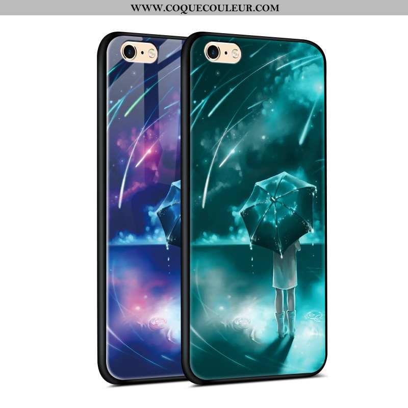 Housse iPhone 6/6s Tendance Incassable Verre, Étui iPhone 6/6s Légère Protection Violet