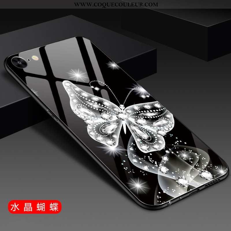 Housse iPhone 6/6s Tendance Coque Incassable, Étui iPhone 6/6s Mode Noir