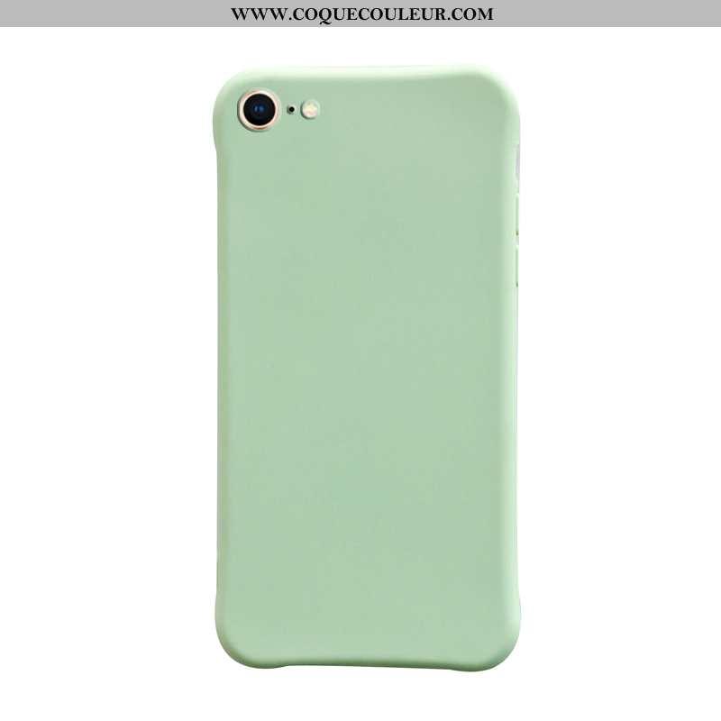 Étui iPhone 6/6s Protection Incassable Simple, Coque iPhone 6/6s Personnalité Tout Compris Verte