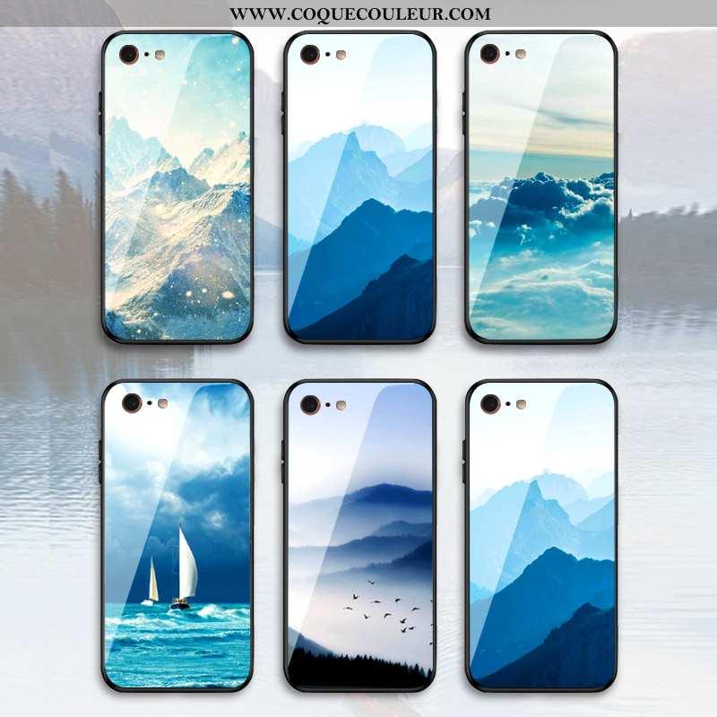 Coque iPhone 7 Plus Personnalité Téléphone Portable Étui, Housse iPhone 7 Plus Créatif Style Chinois