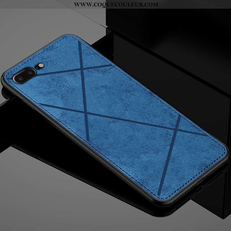 Coque iPhone 7 Plus Protection Tout Compris Légère, Housse iPhone 7 Plus Ultra Pu Bleu