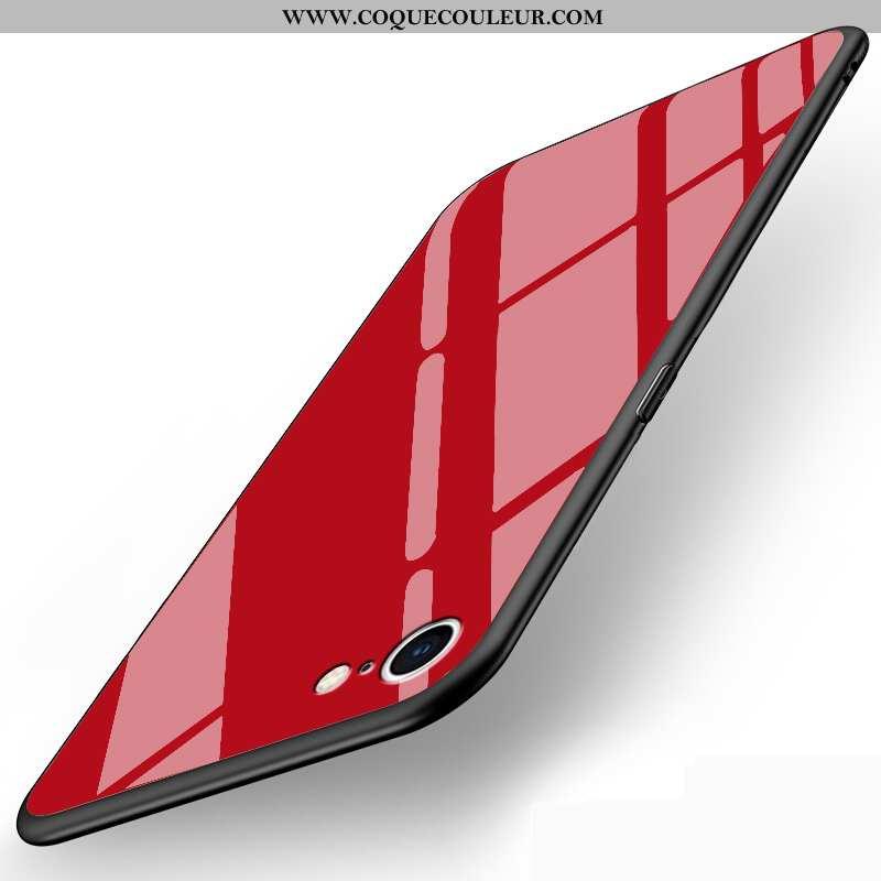 Housse iPhone Se (nouveau) Verre Tout Compris Coque, Étui iPhone Se (nouveau) Personnalité Téléphone