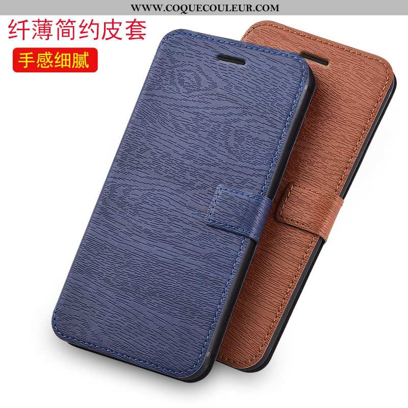 Housse iPhone Se (nouveau) Fluide Doux Cuir Téléphone Portable, Étui iPhone Se (nouveau) Protection