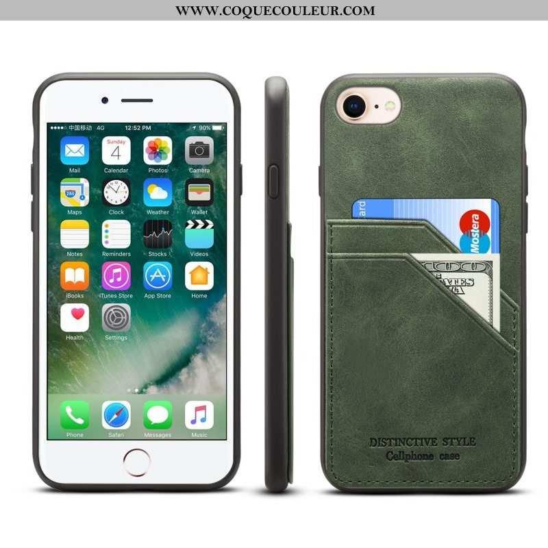 Housse iPhone Se (nouveau) Fluide Doux Légère Support, Étui iPhone Se (nouveau) Protection Coque Tur