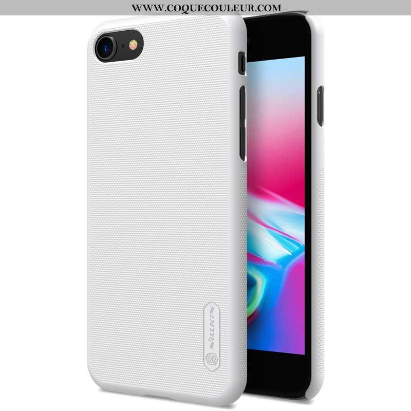 Étui iPhone Se (nouveau) Délavé En Daim Téléphone Portable Incassable, Coque iPhone Se (nouveau) Per