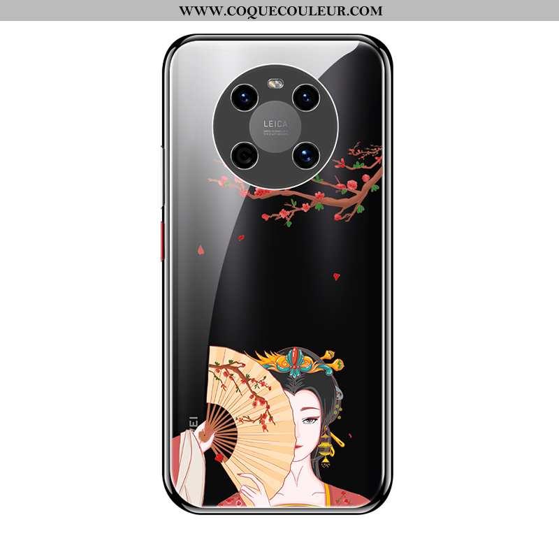 Étui Huawei Mate 40 Pro Légère Téléphone Portable Incassable, Coque Huawei Mate 40 Pro Fluide Doux N