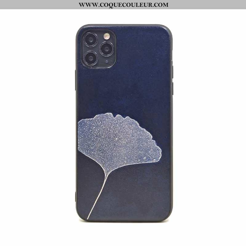 Housse iPhone 12 Pro Max Cuir Véritable Téléphone Portable, Étui iPhone 12 Pro Max Cuir Véritable Bl
